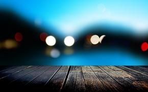 Picture light, glare, bridges