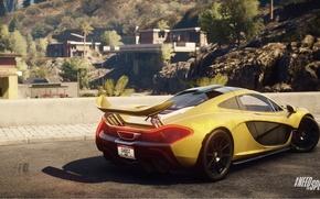Picture Need for Speed, nfs, 2013, McLaren P1, Rivals, NFSR, NSF