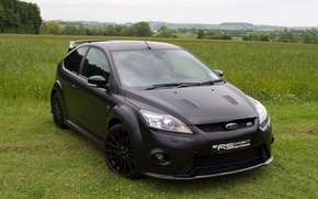 Picture Ford, Focus, black, Direct