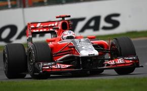 Picture formula 1, formula 1, 2011, Marusya, Marussia-Virgin, Timo Glock