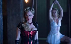 Picture True Blood, True blood, Kristin Bauer, Anna Camp, the series finale