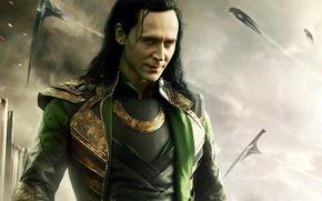 Picture marvel comics, Tom Hiddleston, Thor The Dark World, Liki
