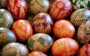 Wallpaper Easter, holiday, eggs, spring