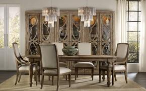 Picture room, interior, interior, villa, dining room, dining room, rustic style