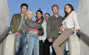 Picture the sky, The series, actors, Movies, Primeval, Primeval