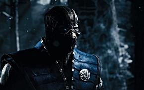 Picture Sub-Zero, Mortal Kombat X, Mortal Kombat 10, Ninja Ice