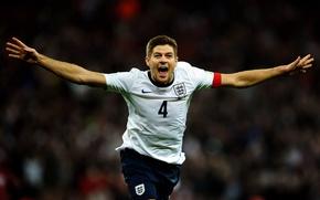 Picture England, Football, nike, Premier League, Liverpool, Liverpool, captain, Steven Gerrard, Steven Gerrard, Barclays, Premier League, …