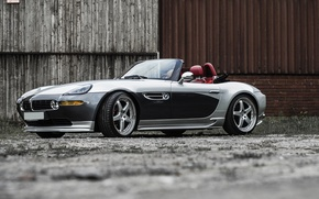 Picture BMW, wall, hamann, tuning, cabrio