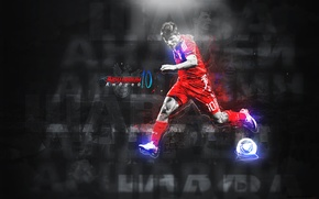 Picture The ball, Football, Arshavin