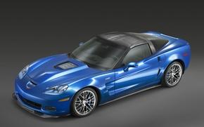Picture car, corvette, zr1, chevrolet, tuning, z06
