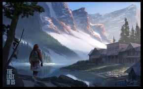 Picture Ellie, Art, Game, The Last of Us, Naughty Dog, Ellie, Sony Computer Entertainment, Some of …