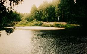 Wallpaper YaNAO, river, beautiful