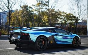 Picture Lamborghini, Aventador, LP760-4, by Oakley Design, Dragon Edition