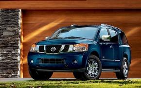 Wallpaper auto, Nissan Armada, nissan armada cars, cars