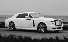 Picture Rolls-Royce, Phantom, Design, White, Forgiato