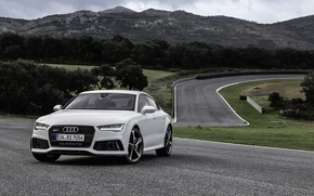 Picture Audi, Audi, Sportback, 2014, RS 7