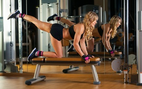 Wallpaper legs, workout, fitness, gym