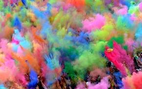 Picture People, Paint, Face, Holi Festival