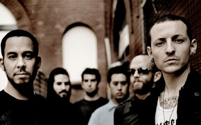 Picture linkin park, group