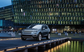 Picture Land Rover, Discovery, Sport, discovery, land Rover