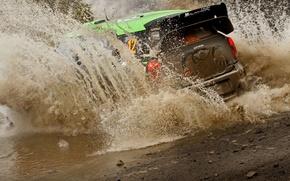 Picture England, Mini, rally, WRC, Ford, Mini, Chris Atkinson
