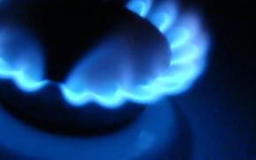 Wallpaper gas, plate, fire