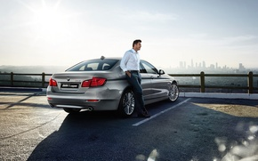 Picture BMW, BMW, sedan, 5 series, F10, Sedan, 2015