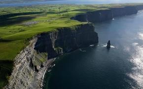 Picture open, shore, Ireland