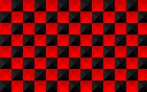 Picture color, the volume, face, square, triangle, edge