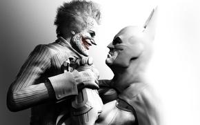 Picture batman, Joker, Joker, Batman Arkham City