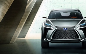 Picture Concept, Lexus, Crossover, LF-NX