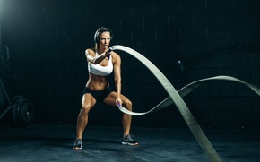 Picture crossfit, hardwork, cover, Janna Breslin