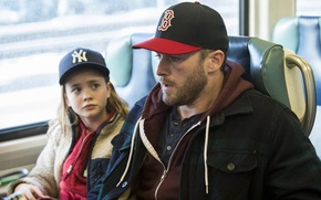 Picture father, daughter, Believe, Believe, Johnny Sequoyah, Jake McLaughlin