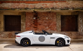 Wallpaper Jaguar, Jaguar, UK-spec, F-Type, 2014, Project 7