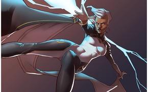Picture X-Men, Storm, Ororo Munroe, mutant