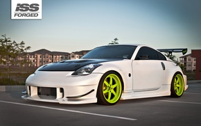 Picture Nissan, Forged, ISS, 350Z