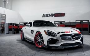 Picture Mercedes-Benz, AMG, RENNtech