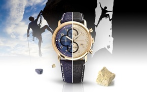Picture style, watch, brand, hi-tech, exclusive, brand, Watch, logo., Jack Pierre