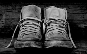 Picture shoes, Converse, laces