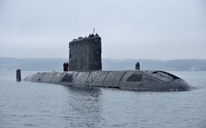 Picture Victoria, submarine, (SSK 876), HMCS