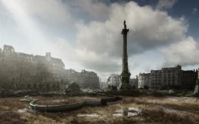 Picture the city, London, art, London, 'I am Legend