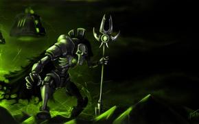 Picture green, sake, warrior, warhammer 40k Necrons