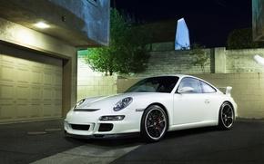 Picture 911, Porsche, GT3, Night