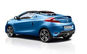 Picture Renault, convertible, wind