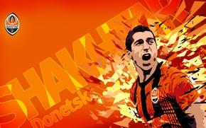 Picture Football, Football, Henrikh Mkhitaryan, Henrikh Mkhitaryan, FC Shakhtar Donetsk, Henrikh Mkhitaryan, FC Shakhtar Donetsk, Shakhtar …