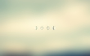 Picture minimalism, signs, minimalism, 1920x1200, signs, icons, icons, windows phone