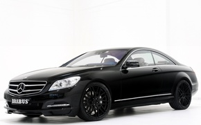 Picture Mercedes, Brabus, CL500, Biturbo