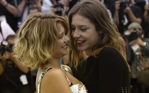 Picture Léa Seydoux, Adèle Exarchopoulos, The Life Of Adele