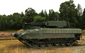 Picture armored, infantry, machine, German, combat, Puma