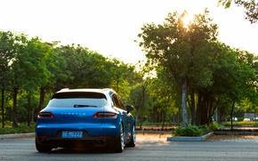 Picture Auto, Porsche, rooms, hatchback